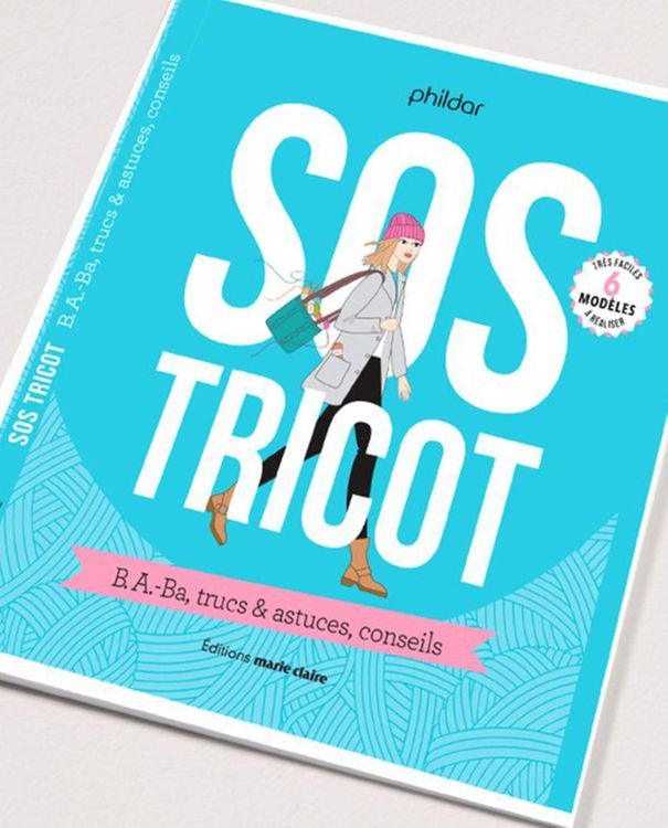 Catalogue n°857 : SOS Tricot
