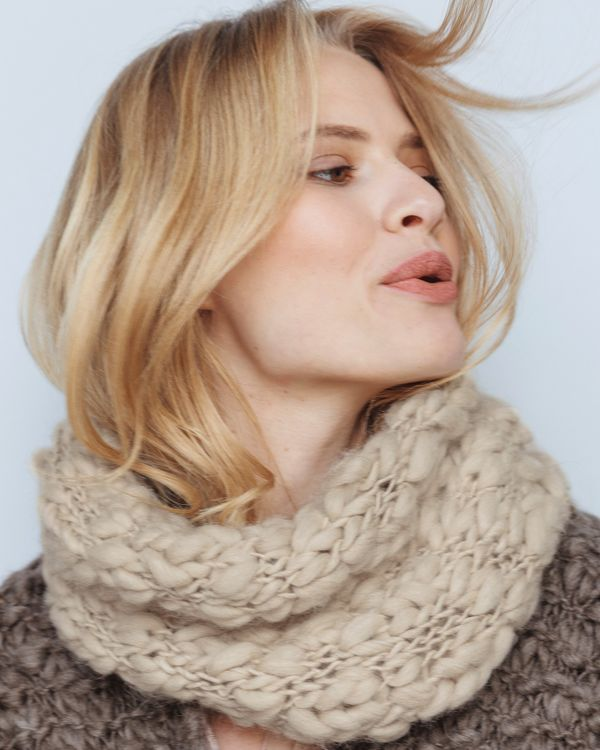 Modèle Snood Phil Naturel