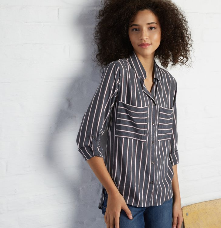 Chemise casual femme