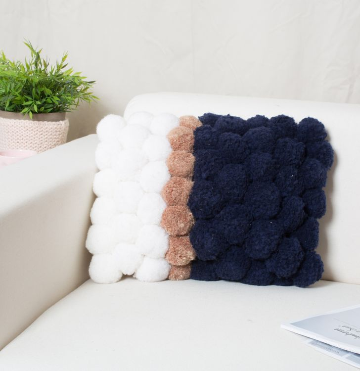 Kit DIY - Home déco pompons