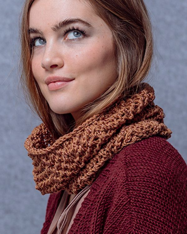Modèle Snood Lottie