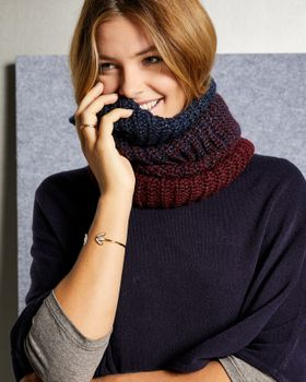 Snood brillant