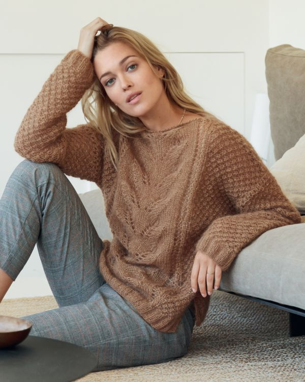 Modèle pull Olympia