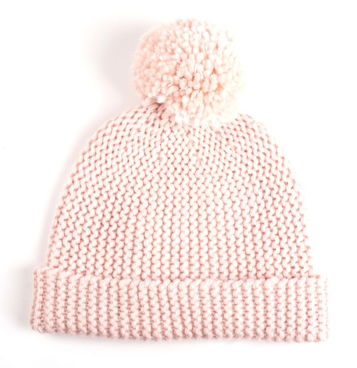 Bonnet Magic, pompon interchangeable