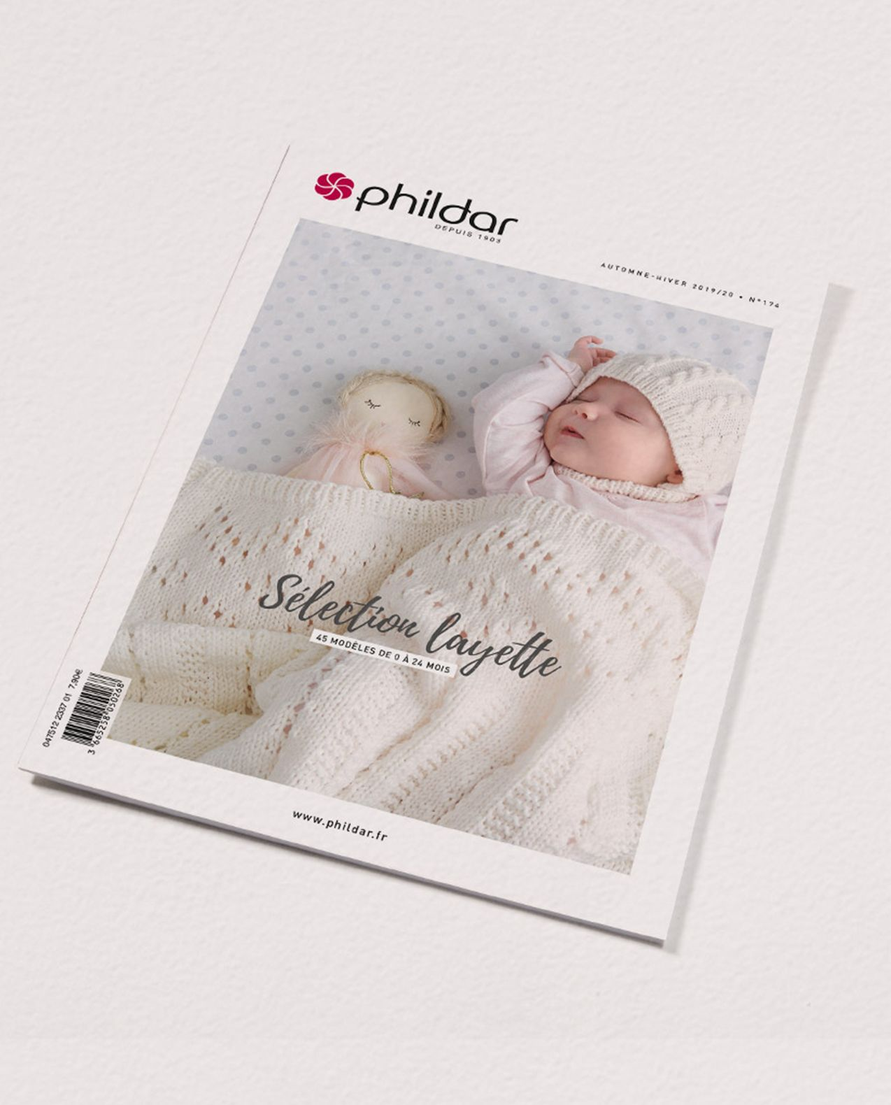 Catalogue n°174: Layette trousseau 0-24M