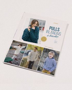 Catalogue n°862 : Pulls Irlandais