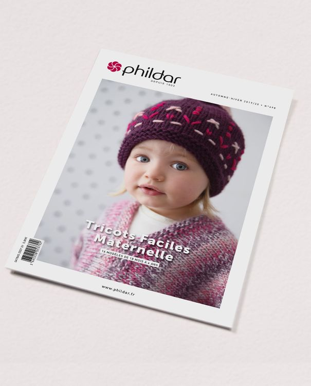 Catalogue n°698 : Tricots Faciles Enfant