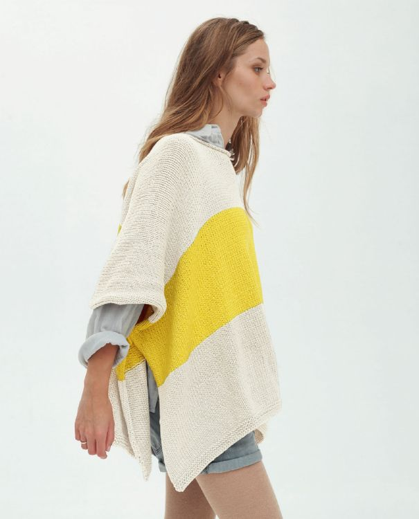 Kit diy - poncho
