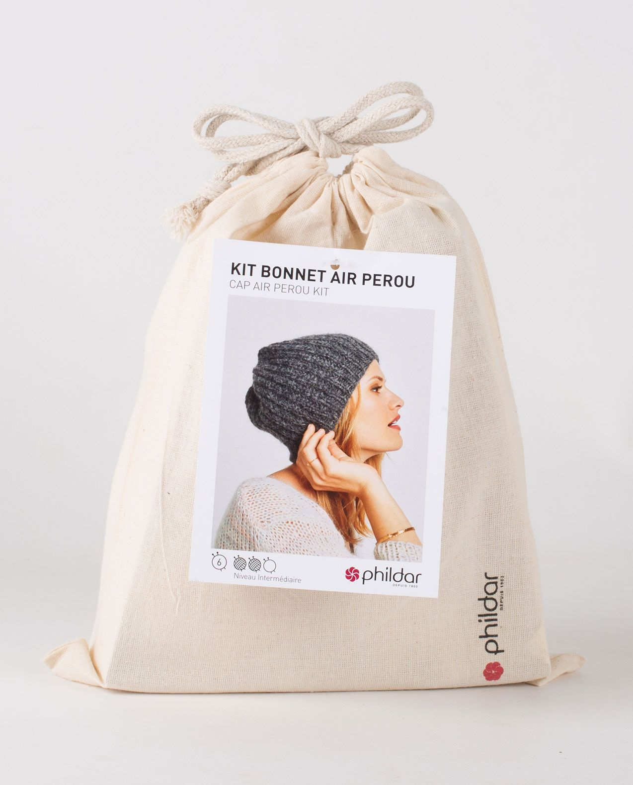 Kit diy - bonnet phil air perou