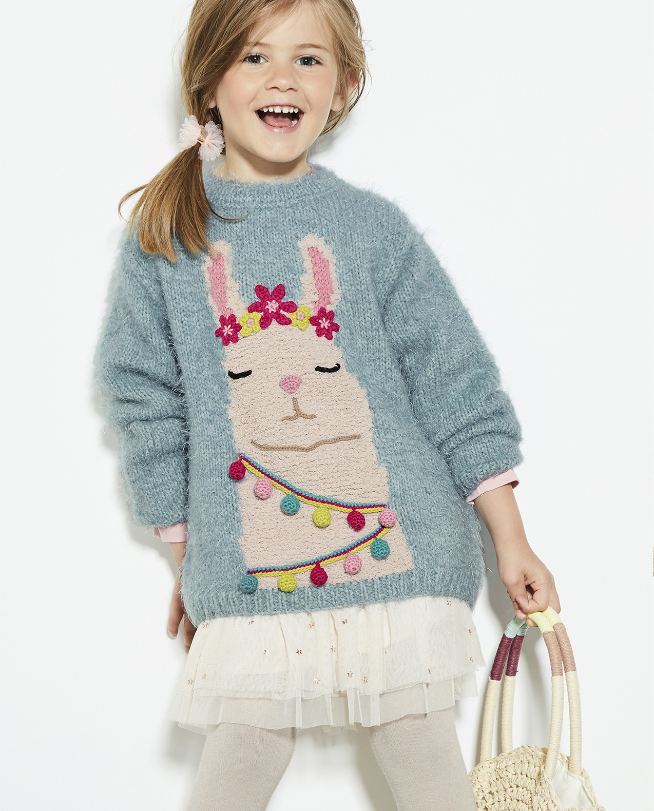 Modèle Pull Fille Phibie Phil Beaugency
