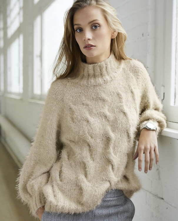 Modèle Pull Femme Aima Phil Beaugency