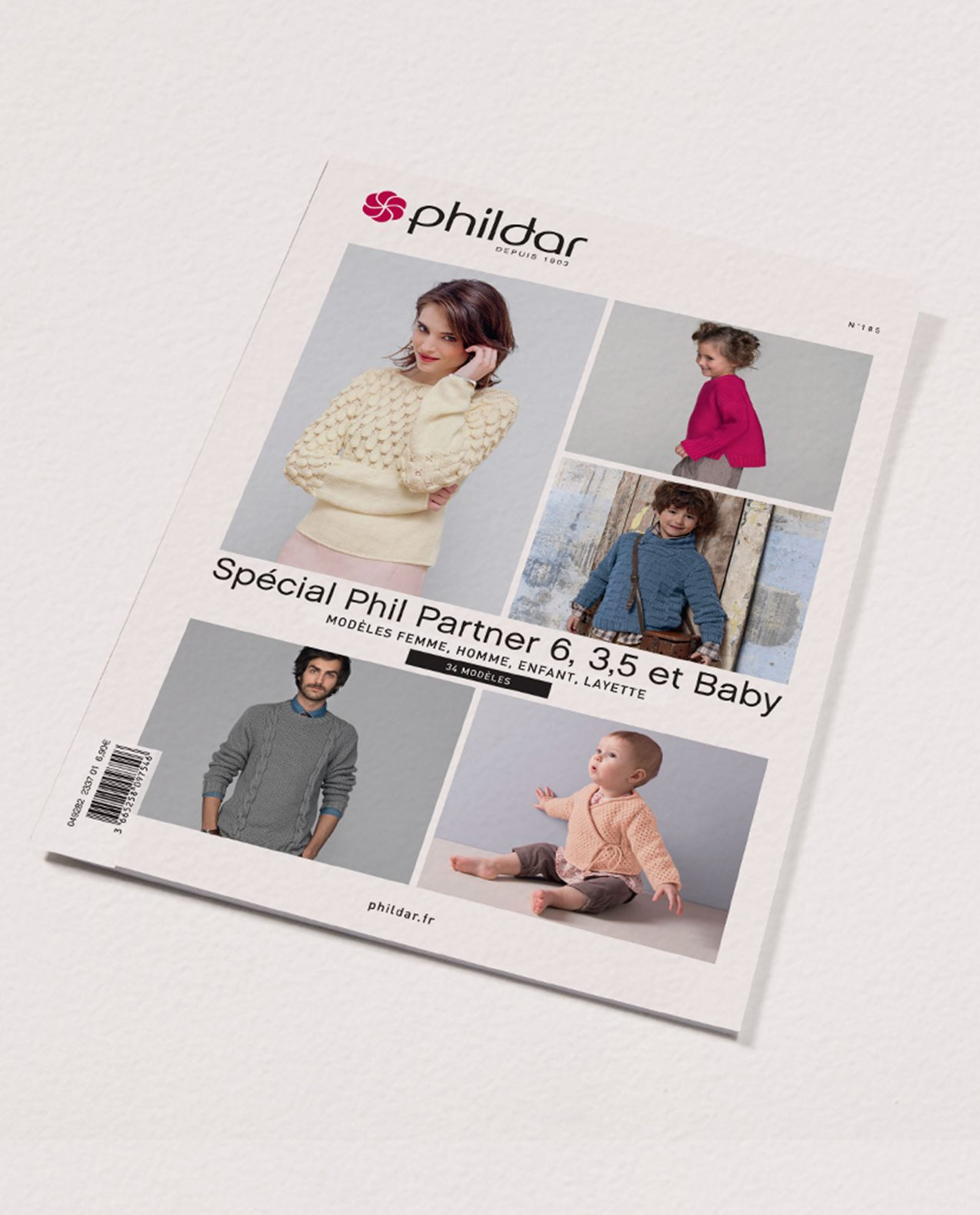 Catalogue n°185 : Spécial Phil Partner