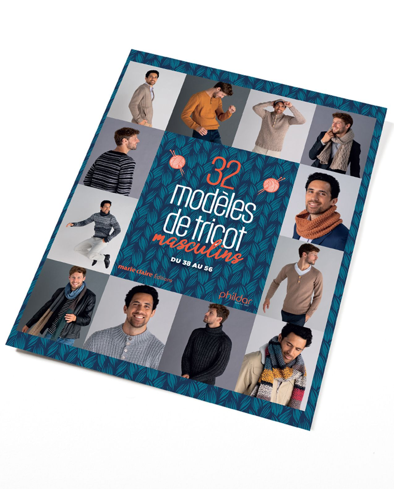 Catalogue n°868 : 32 Tricots masculins !