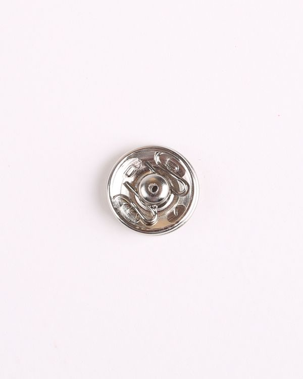 Pressions nickel 13 mm carte de 6