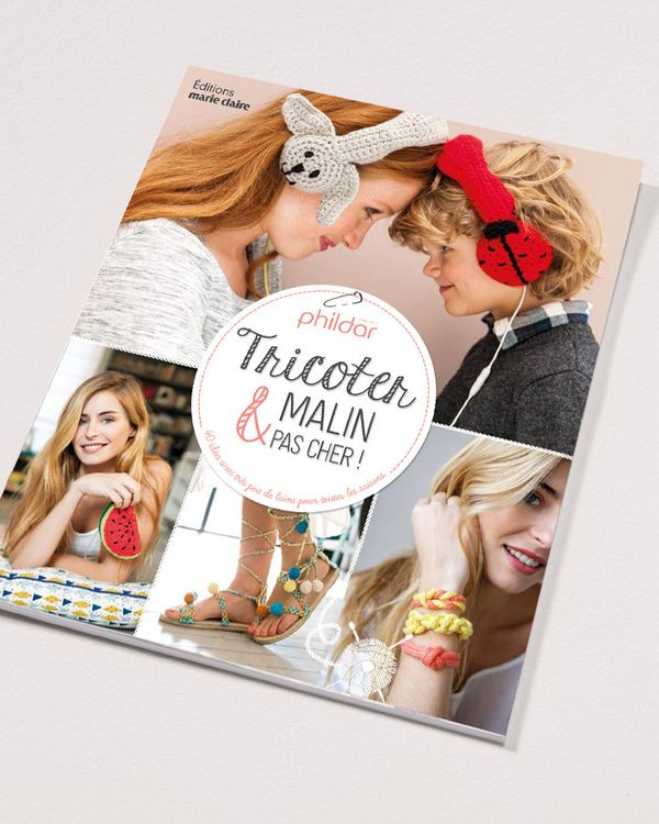 Catalogue N°847 : Tricoter malin !
