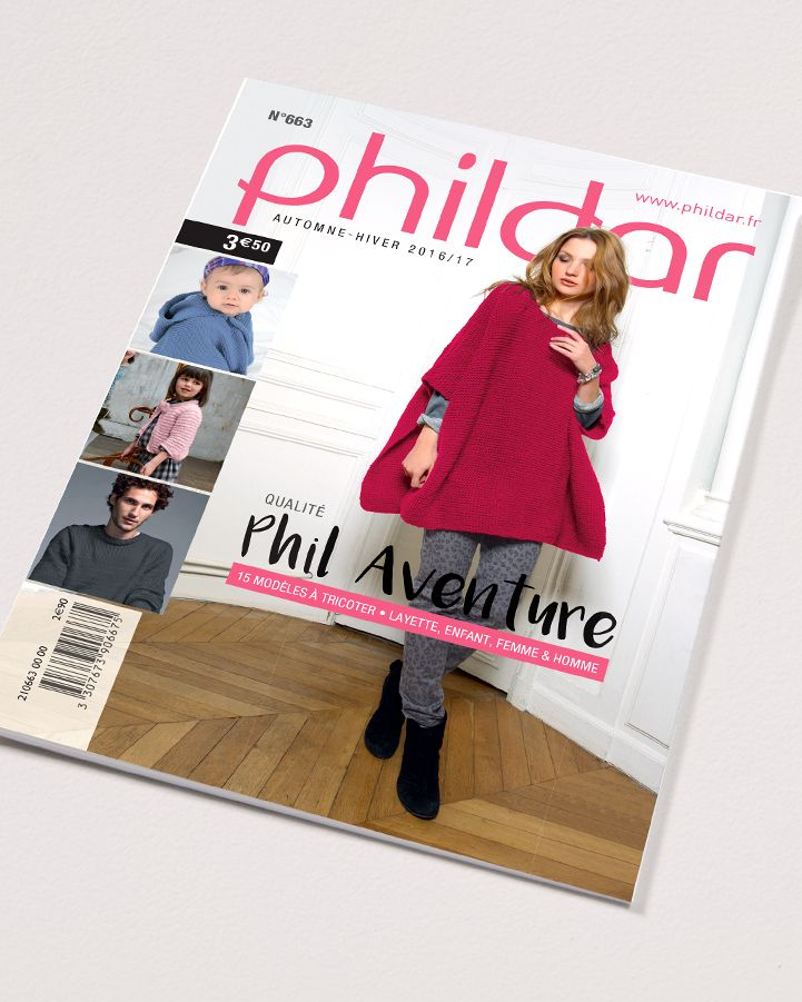 Mini-catalogue N°663 : Phil Aventure