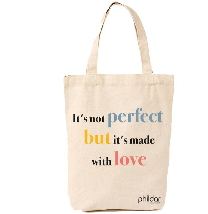 Tote bag - Made with love