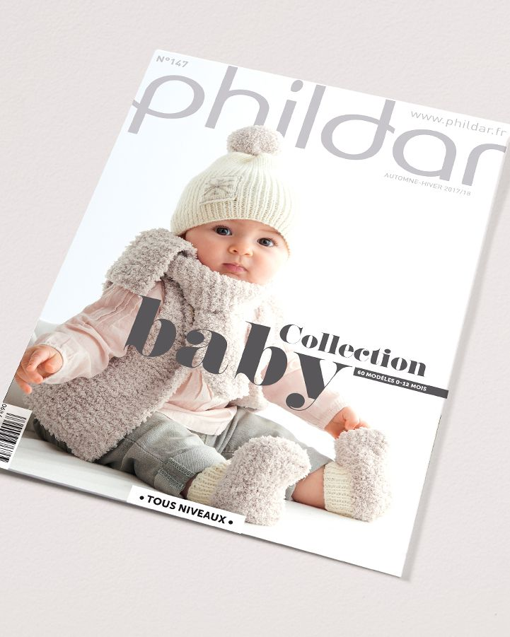 Catalogue n°147 : Collection Baby hiver