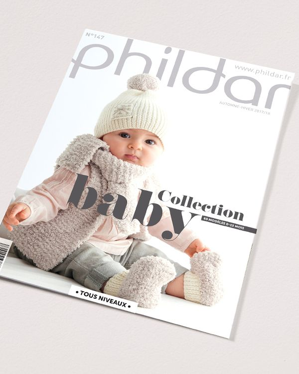 Catalogue N147 Collection Baby Hiver Catalogues Layette