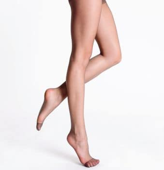 Lot de 2 collants transparents - ATOUT